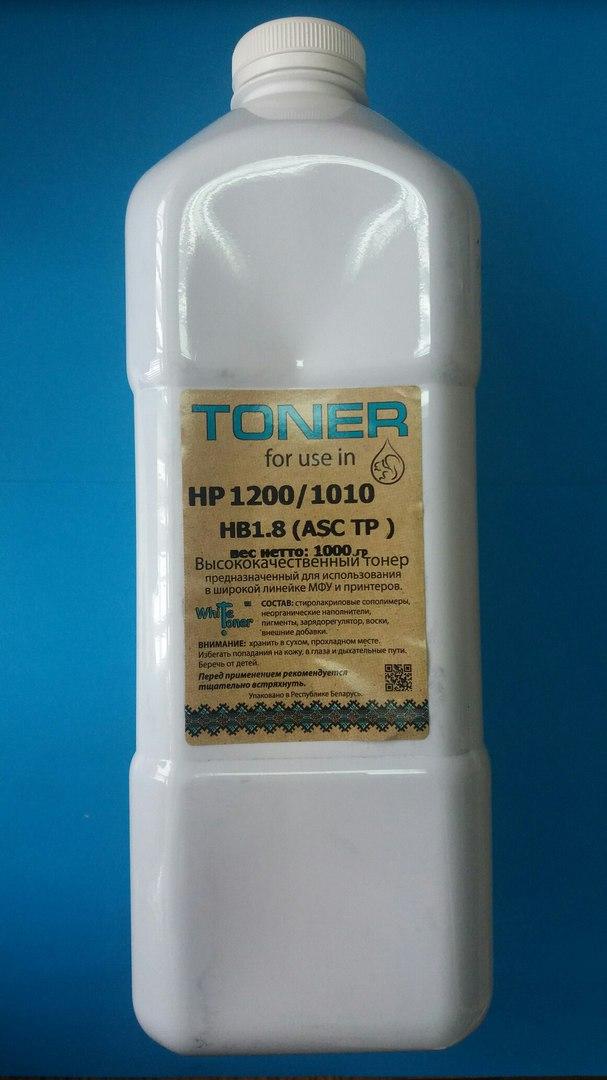 Тонер HP LJ 1200/1010 (универсал) 1 кг