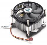 Кулер для CPU 1150/1155/1156  Cooler Master DP6-9GDSB-0L-GP 66 Вт 3-pin